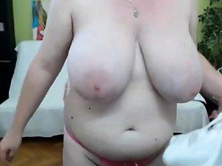 russian bbw webcam huge tits