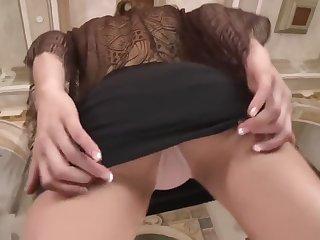 Malena Morgan- Creamy Fingering (InTheCrack E662)