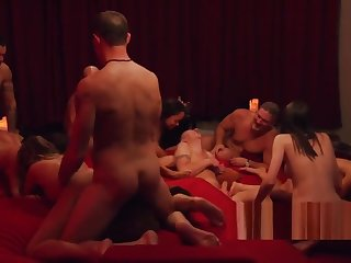 Devil-may-care Swingers Getting Naked Mainly Cameras