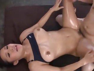 EBOD-443 White-headed Ratio Muscle BODY Katahira Akane
