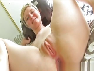 Debutante creampied in tight butthole
