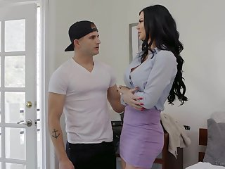 Unforgettable sexual experience with killing hot woman Jasmine Jae