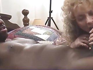Curly Blonde Slut gets fucked